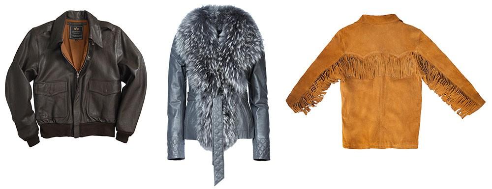 Химчистка кожаных курток