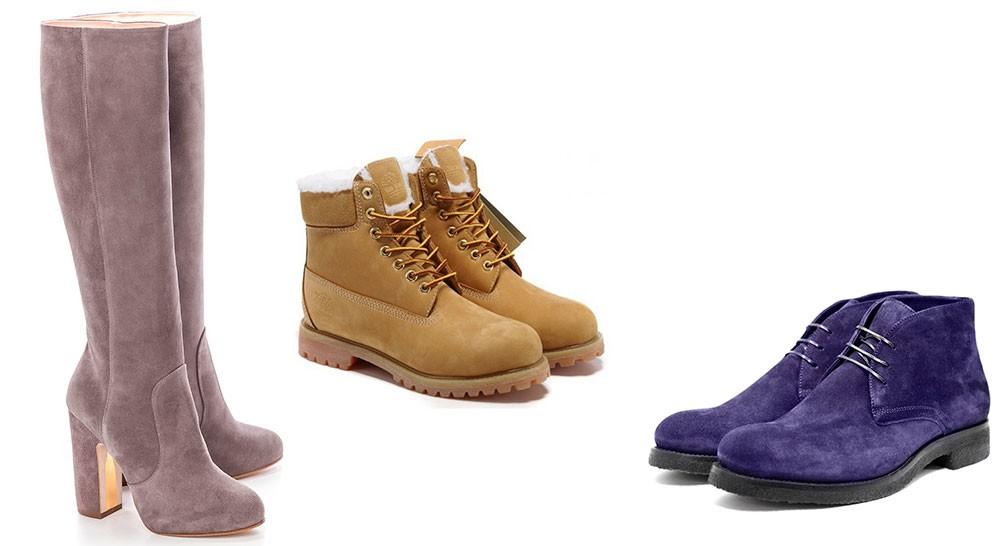 Ручная химчистка обуви