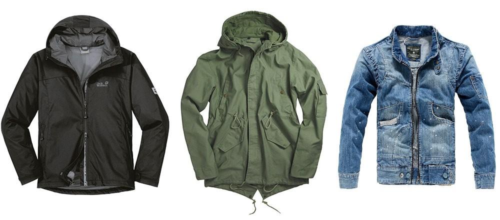 Стирка курток