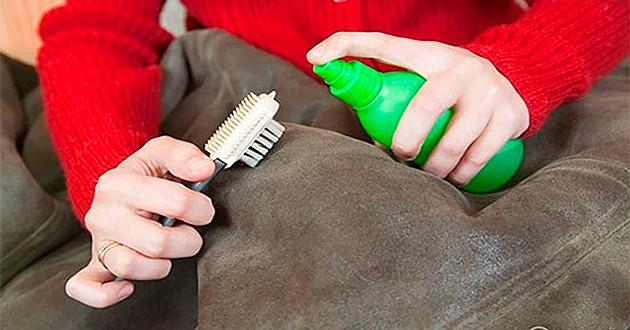 Как почистить дубленку в домашних условиях