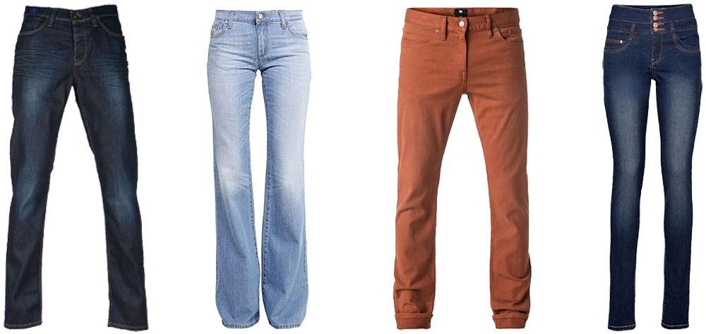 Ушить джинсы