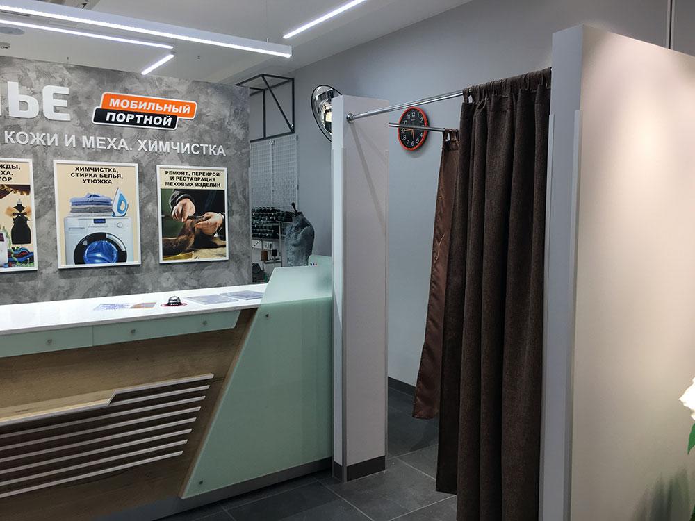Ателье по ремонту одежды, кожи и меха Мобильный портной
