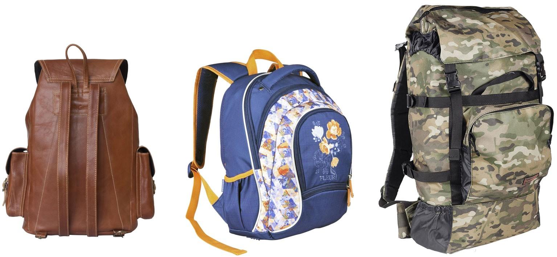 Ремонт рюкзаков