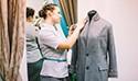 Как укоротить пальто самому