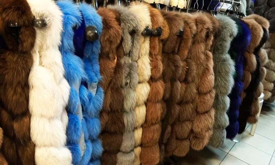 Меховые жилеты. Как выбрать мех и фасон