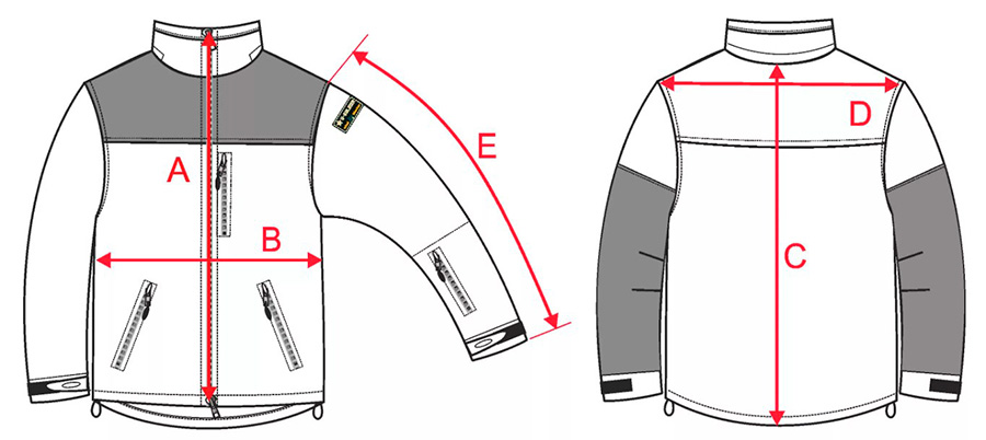 Как ушить куртку