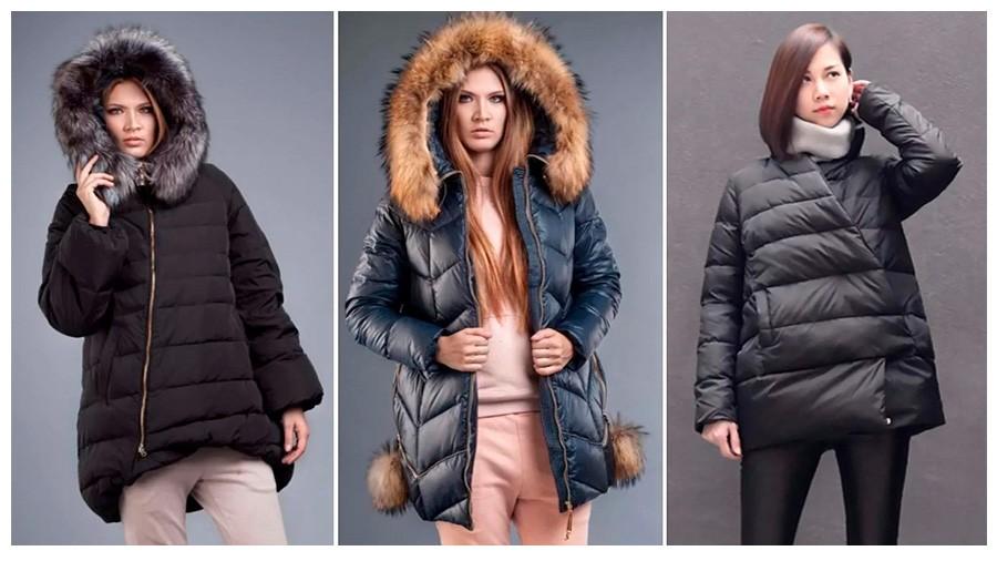 Дутые куртки monki