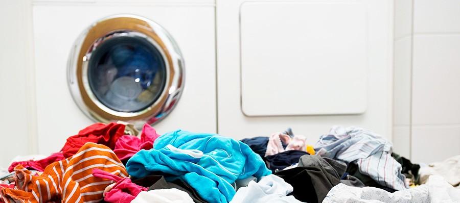 Как подготовить одежду к стирке
