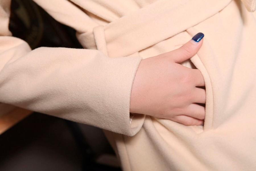 Как стирать пальто своими руками