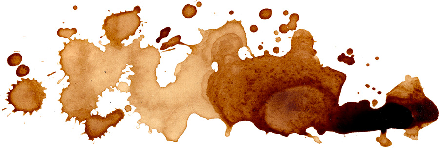 Как удалить пятна кофе на джинсах