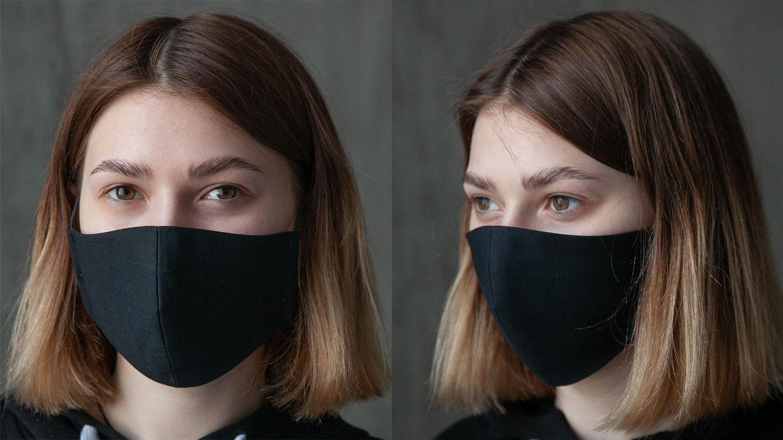Пошив масок из ткани
