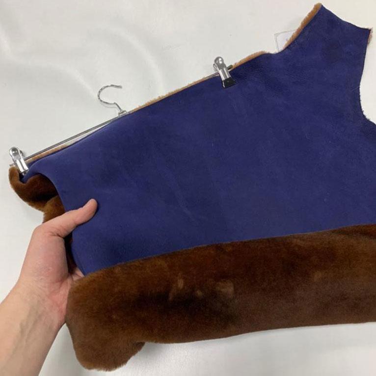 Дубленочная овчина для пошива 4