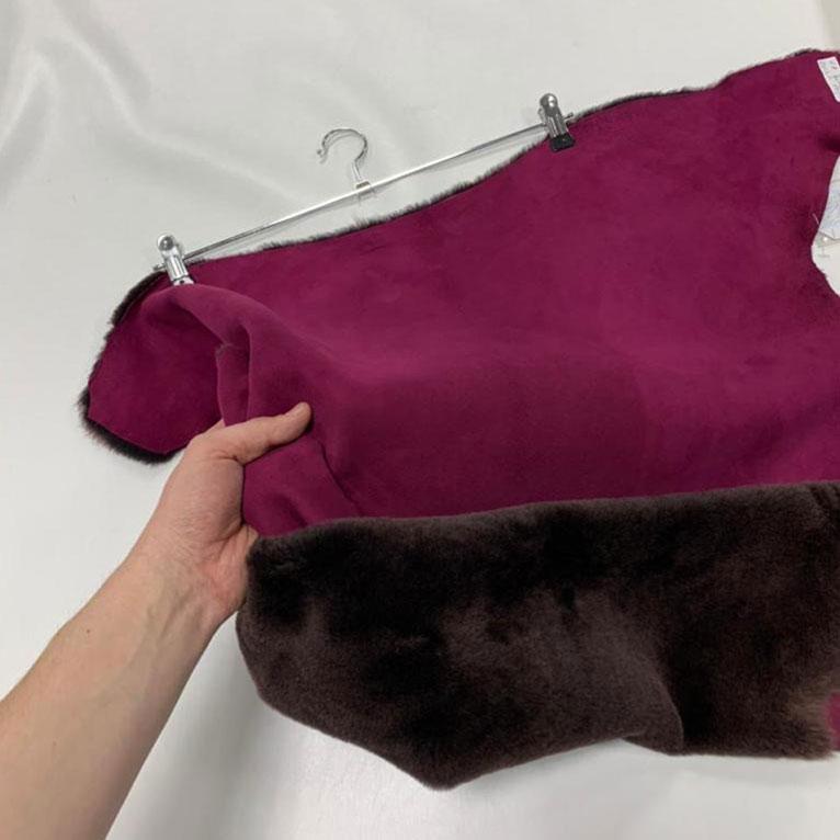 Дубленочная овчина для пошива 5