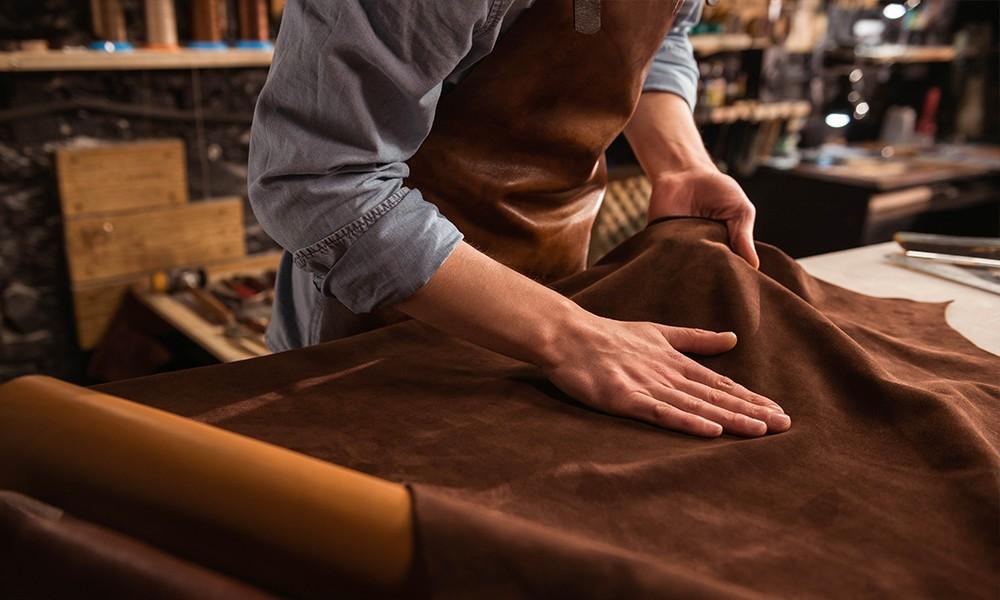 Пошив кожаных изделий в ателье
