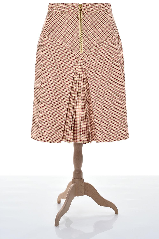 Пошив юбки в ателье