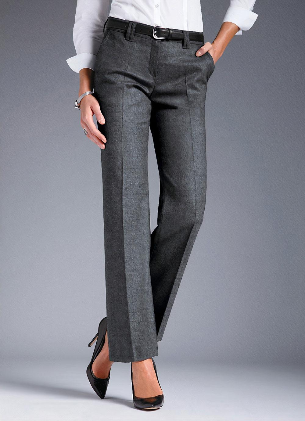 Пошив женских брюк