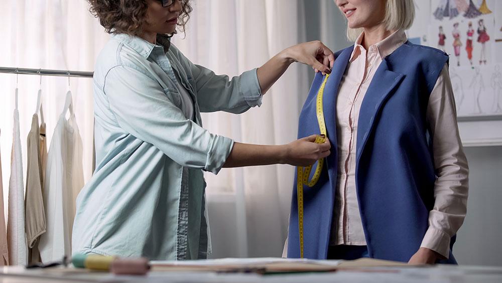 Пошив женского пальто на заказ