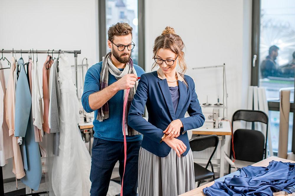 Пошив женского пиджака