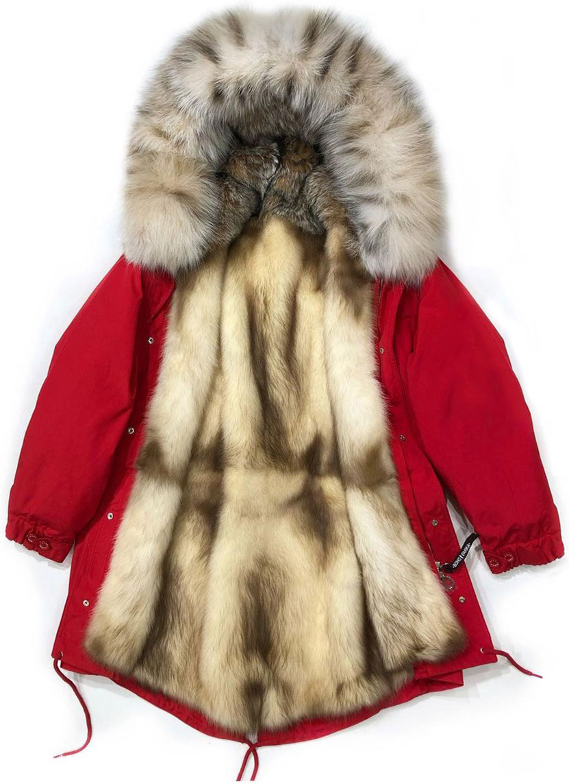 Пошив куртки в ателье на заказ