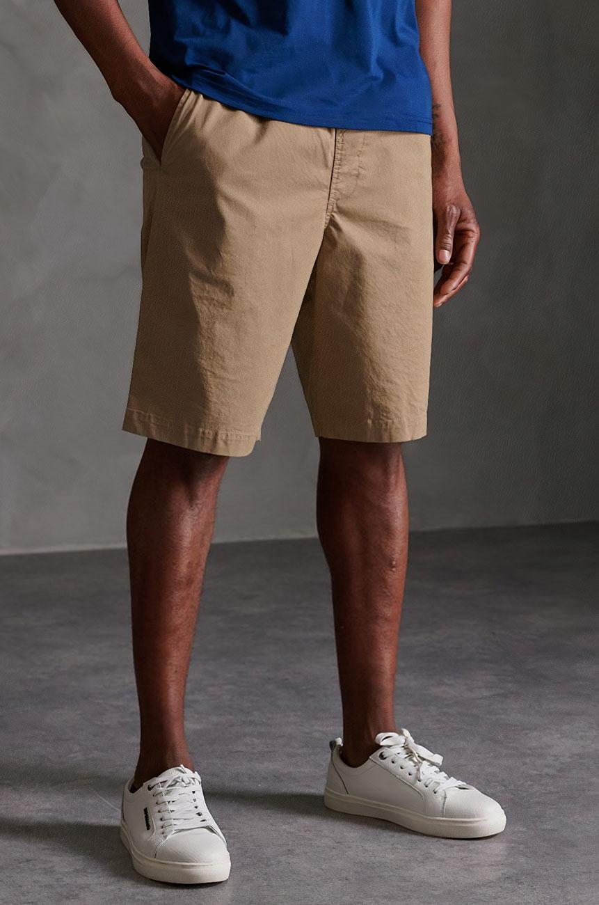 Пошив мужских шорт в ателье