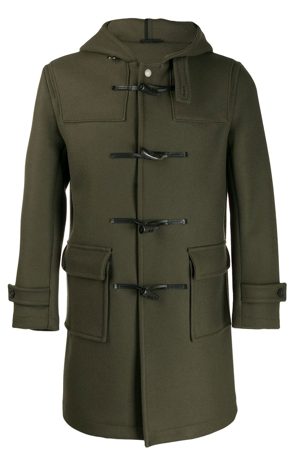 Пошив мужского пальто на заказ