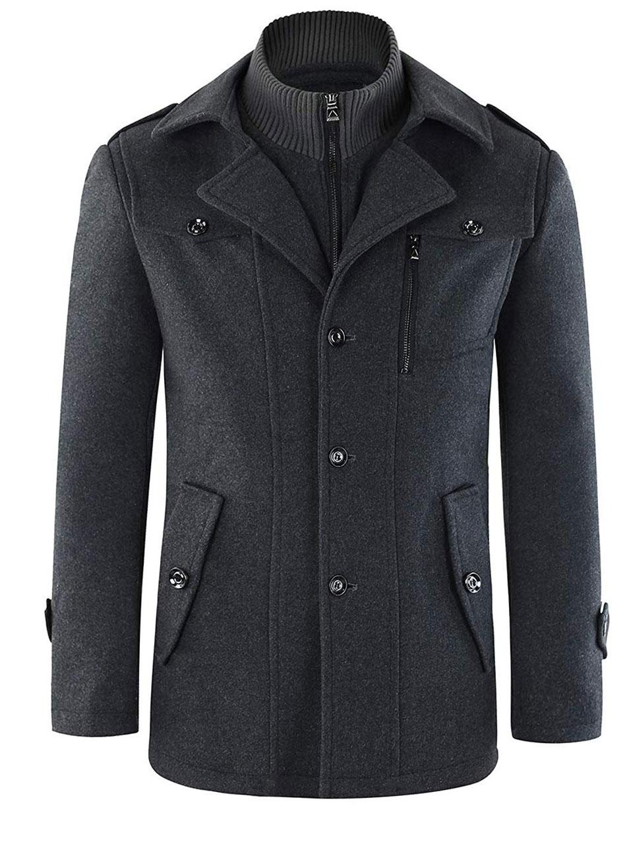 Пошив мужского пальто в ателье СПб
