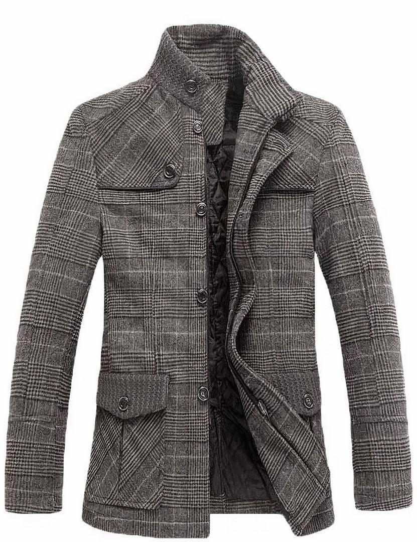 Пошив мужской одежды в ателье